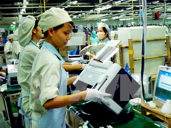 Vietnamese firms join Samsung's supply chain hinh anh 1