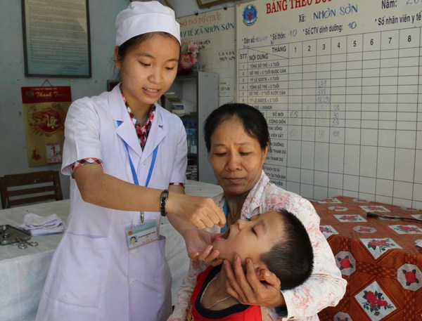 Micro-nutrient Day: Children, post-natal mothers to get free vitamin A hinh anh 1