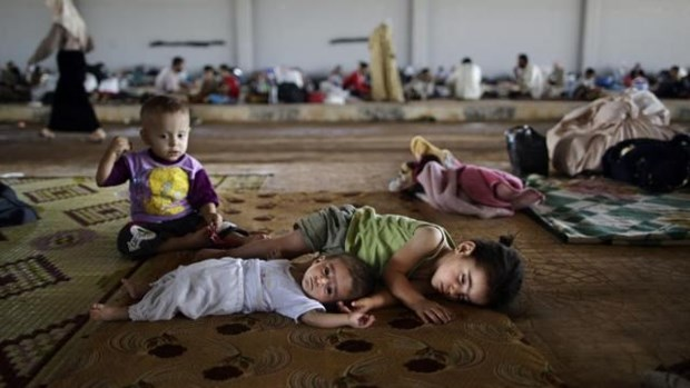 Malaysia accepts 68 Syrian refugees hinh anh 1