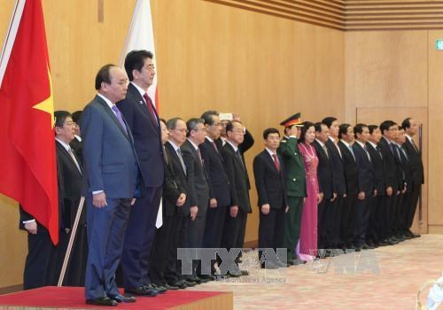 Prime Minister's Japan trip a success: Deputy FM hinh anh 1