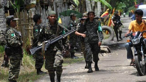Philippine Gov't, rebel group agree on continuous peace process hinh anh 1