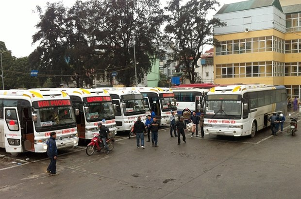 Hanoi to close Luong Yen bus station hinh anh 1