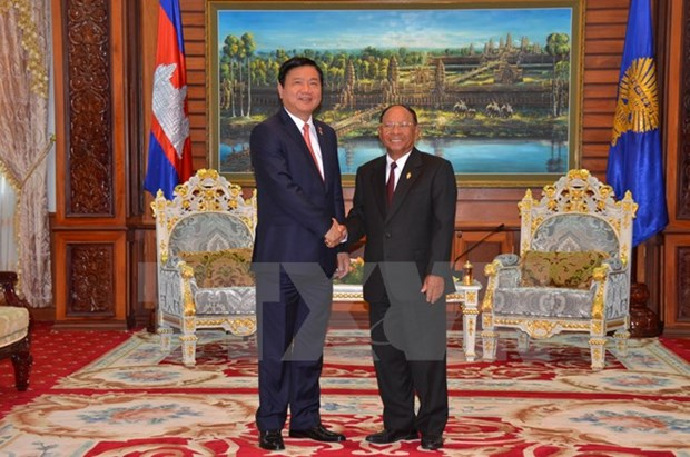 HCM City wants to boost investment promotion in Cambodia hinh anh 1