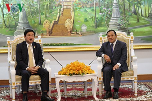 HCM City eyes stronger cooperation with Cambodian localities hinh anh 1