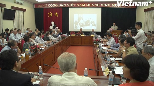 Late PM Olof Palme's role significant to Vietnam – Sweden relations hinh anh 1
