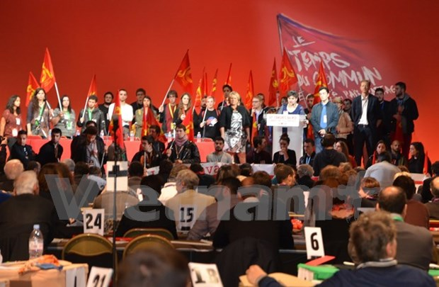 Vietnam attends 37th Congress of French Communist Party hinh anh 1
