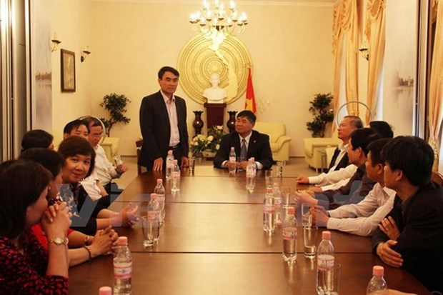Vietnam eyes closer defence, security cooperation with Germany hinh anh 1