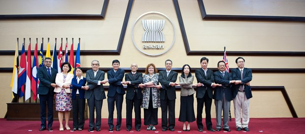 ASEAN, New Zealand seek boosted cooperation hinh anh 1