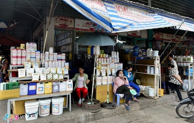 HCM City ramps up chemical trading oversight hinh anh 1