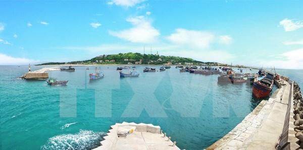 Bach Long Vi island district promotes biodiversity hinh anh 1