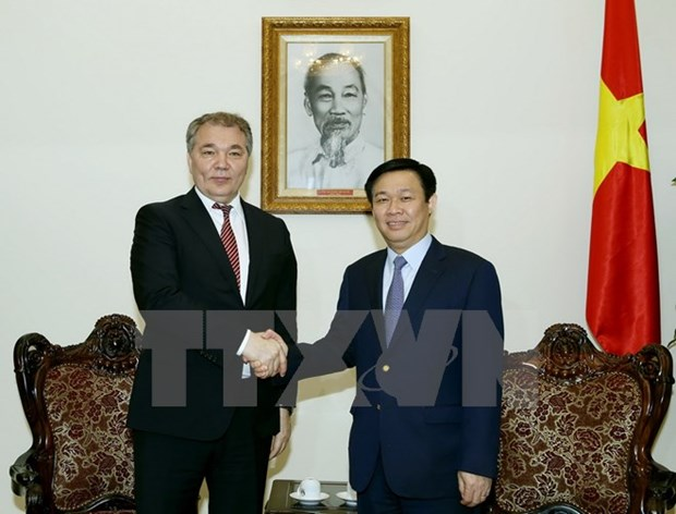 Russia's external affairs official visits Vietnam hinh anh 1