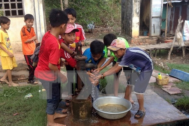 Rural water, sanitation programme proves effective hinh anh 1