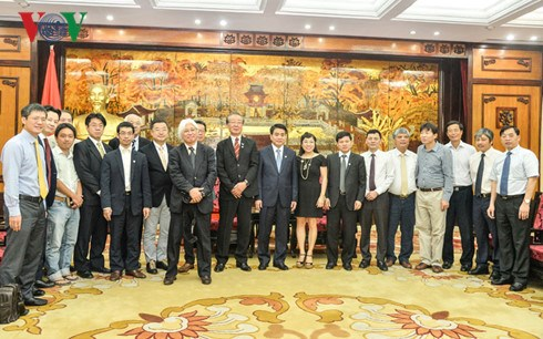 Japan helps Vietnam build cancer treatment centre hinh anh 1