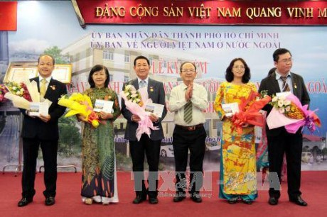 OVs make contributions to HCM City's growth hinh anh 1