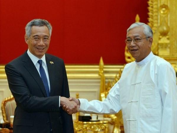 Singaporean, Myanmar nationals to enjoy visa-free travel hinh anh 1