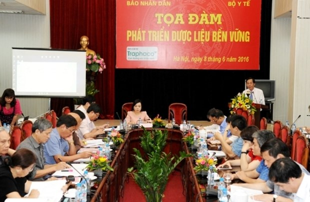 Problems in medicinal materials supply under spotlight hinh anh 1