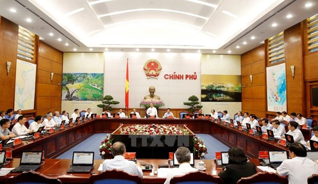 Prime Minister requires better Government performance hinh anh 1