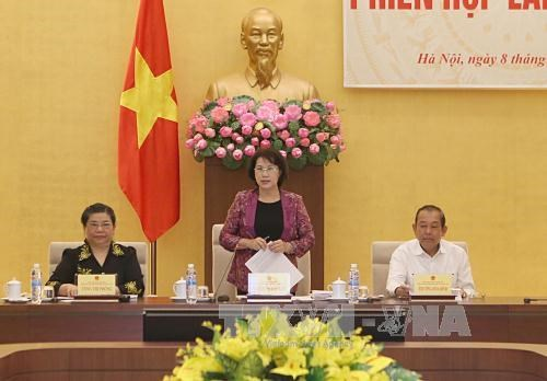 List of NA deputies to be revealed on June 9 hinh anh 1