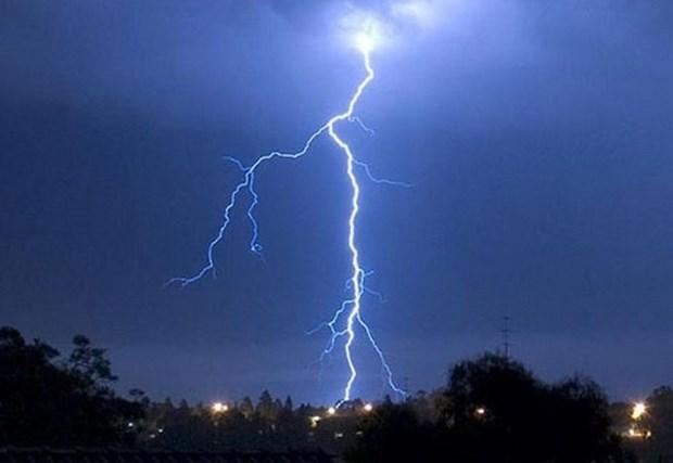 Fatal lightning strikes in Dak Nong, Lao Cai hinh anh 1