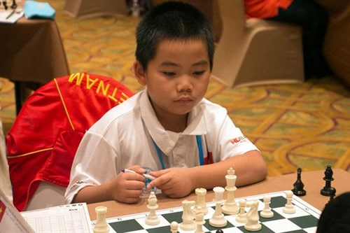Vietnam named ASEAN+ Age Group Chess Champs hinh anh 1