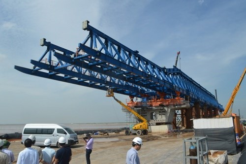 Transport firms up for ODA after restructuring hinh anh 1