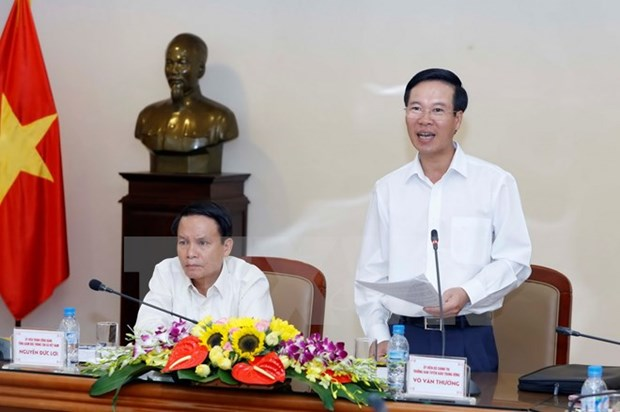 VNA determined to develop into strong multimedia conglomerate hinh anh 1