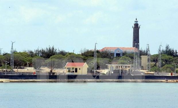 EVN to ensure power supply to Truong Sa islands hinh anh 1