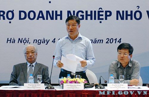 New law set to strongly assist SMEs hinh anh 1