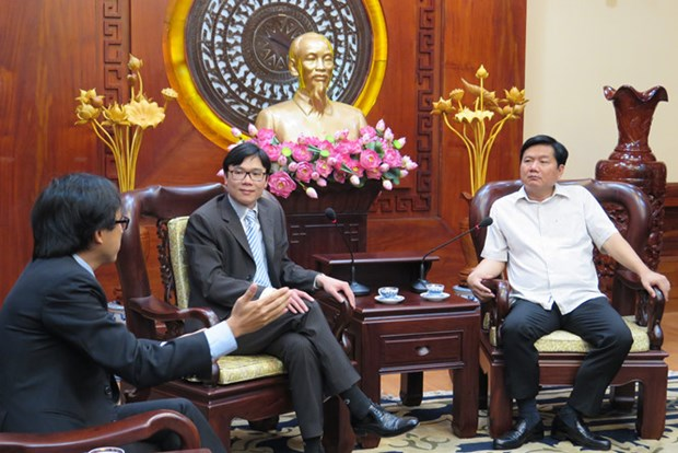 Ho Chi Minh City suggested establishing open database hinh anh 1