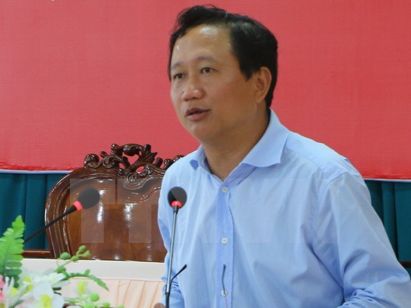 Party chief requests clarification about local senior official hinh anh 1