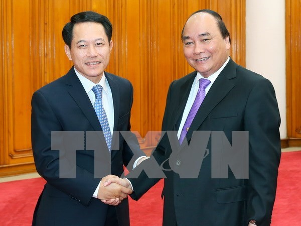 Vietnam, Laos need to retain annual Government meeting: PM hinh anh 1