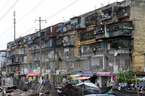 Shabby buildings to be inspected from 2017 hinh anh 1
