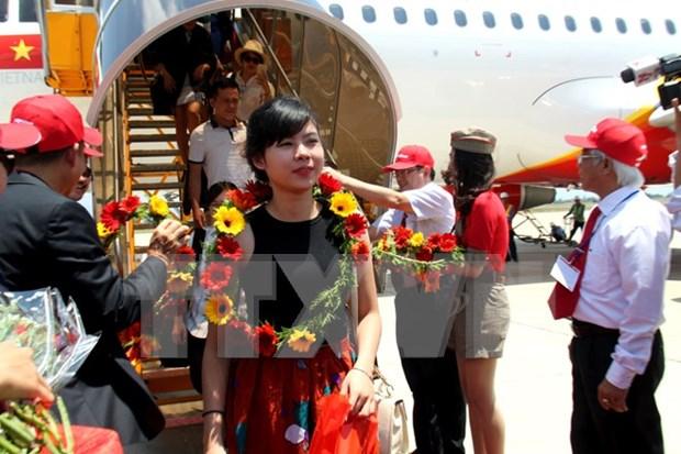 Vietjet launches Hanoi – Tuy Hoa service hinh anh 1