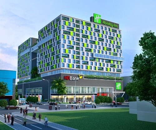 IHG to manage Holiday Inn & Suites brand hinh anh 1