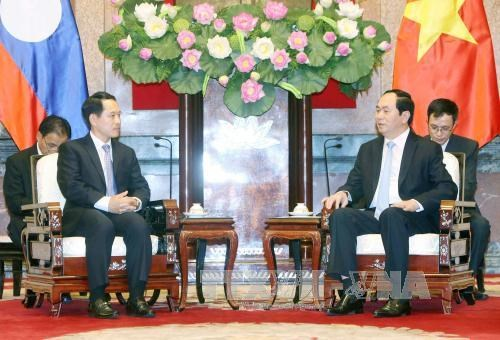 President's visits to Laos, Cambodia to elevate bilateral ties hinh anh 1