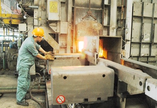 Vietnamese steel firms to pay US tax hinh anh 1