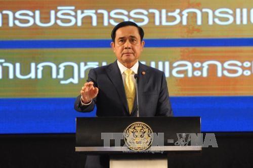 Thai government bans red-shirts from establishing anti-fraud centres hinh anh 1
