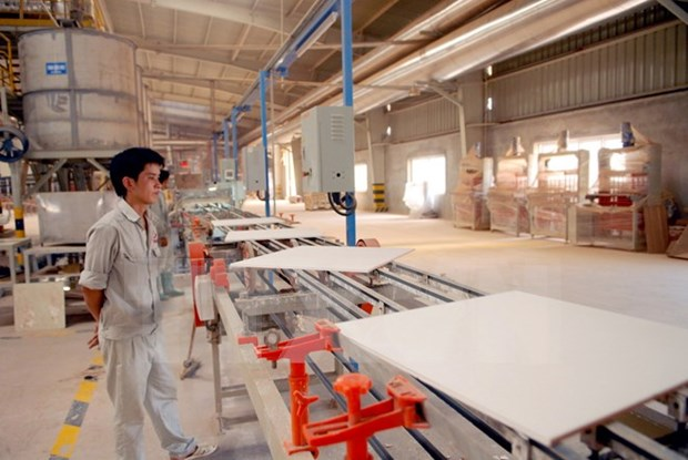 Vietnam, Cuba to join hands in construction material production hinh anh 1