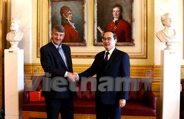Vietnam hopes for enhanced cooperation with Norway hinh anh 1