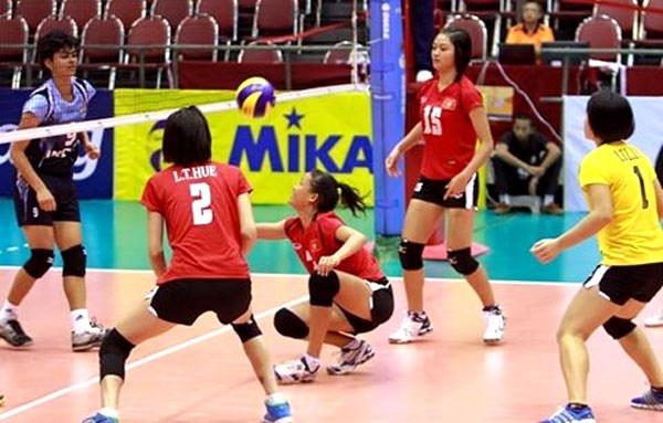 Vietnam to join regional women's volleyball championship hinh anh 1