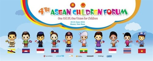 Vietnam to host ASEAN Children's forum hinh anh 1