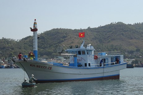Khanh Hoa: Composite vessels reinforce tuna industry hinh anh 1
