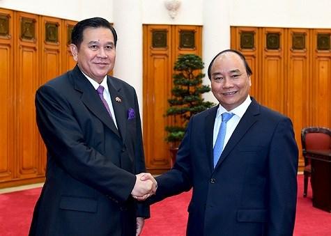 Vietnam, Thailand target 20 million USD trade in 2020 hinh anh 1