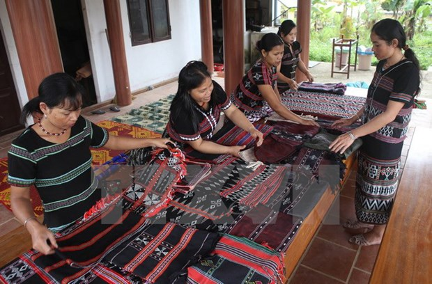 Vietnam aims to promote human development in ethnic minority areas hinh anh 1