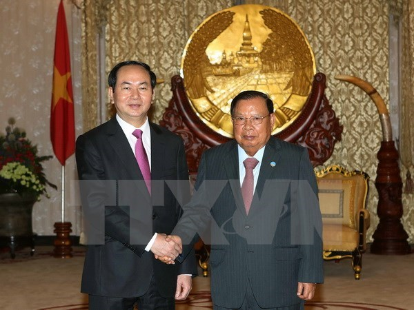 President's visits to Laos, Cambodia – a success: Deputy FM hinh anh 1