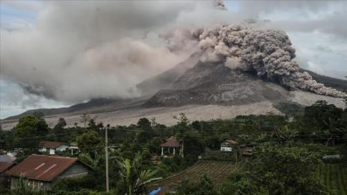 Philippines: Mount Kanlaon erupts hinh anh 1