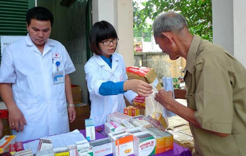 Hanoi: Free check-ups offered to ethnic minority hinh anh 1