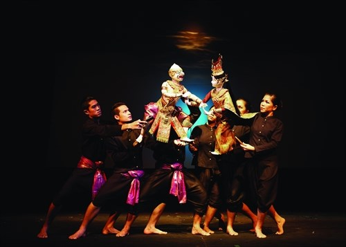 Thai traditional puppet show at Hanoi Opera House hinh anh 1