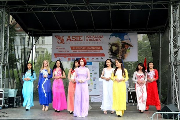 Vietnamese culture highlighted in Czech Republic hinh anh 1