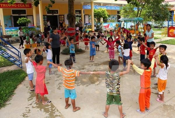 UN vows to protect Vietnamese children hinh anh 1